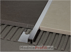 профиль для стыковки плитки